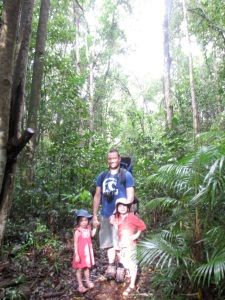 Taking children on nature appreciation walks can be really fun. :-)